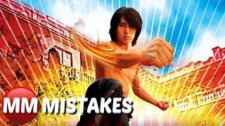 10 Biggest Mistakes in Kung Fu Hustle You Missed |   Kung Fu Hustle Movie