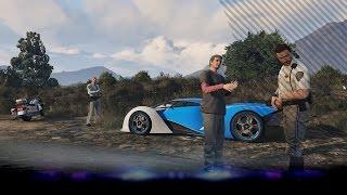 X80 Proto supercar stelen bij politie controle - Noway (GTA 5 Online)