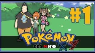 Pokémon XY GBA [PC DEMO] | Ep. 01 ¡Nuevo Viaje y Link de Descarga! [SGT]