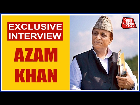 Exclusive Interview Of Azam Khan On UP Election