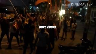 Shree Ram Navami Barat Station Road Bhadohi With Pooja DJ