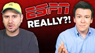 Why People Are Freaking Out About H3H3's Huge Fair Use Decision and ESPN's Ridiculous