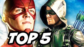 Arrow Season 4 Episode 19 Black Canary TOP 5 WTF and Easter Eggs