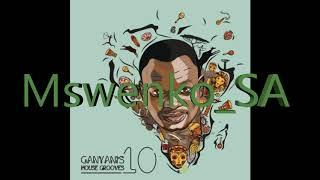 DJ GANYANI NEW ALBUM 2018 (House Groove's 10) Mix BY Mswenko_SA