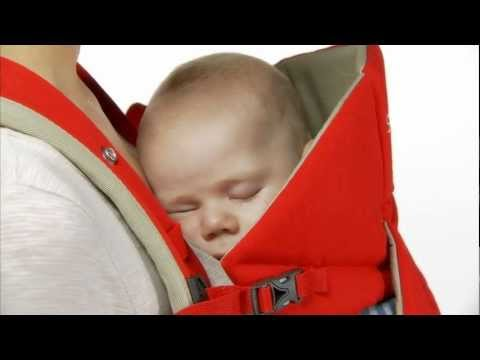 Stokke MyCarrier: Position 1