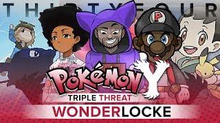 Pokémon Y Triple Threat Wonderlocke - Ep 34