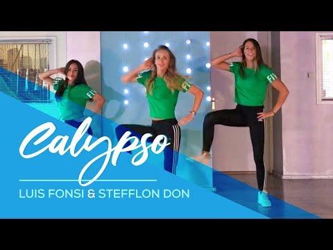 Xxx Mp4 Calypso Luis Fonsi Easy Fitness Dance Choreography Baile Coreografia 3gp Sex