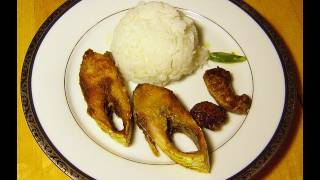 Ilish Maacher Bhaja   Hilsa Fish Fry   Bengali Home Cooking