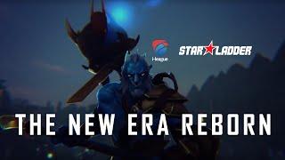 Dota 2 Starladder Invitational Movie - The New Era Reborn
