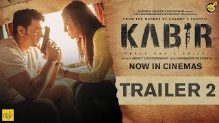 KABIR Official Trailer 2 | Dev | Rukmini Maitra | Aniket Chattopadhyay | 13th April 2018