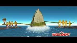 Lord Vishnu's Dasavatharam In Tamil | Animatd Series | Kurma Avatharam |