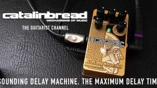 Some Sounds From The Catalinbread Echorec