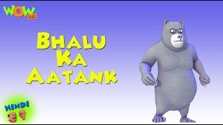 Bhalu Ka Aatank - Motu Patlu in Hindi WITH ENGLISH, SPANISH & FRENCH SUBTITLES