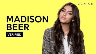"""Madison Beer """"Hurts Like Hell"""" Official Lyrics & Meaning 