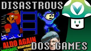 [Vinesauce] Vinny - Disastrous DOS Games