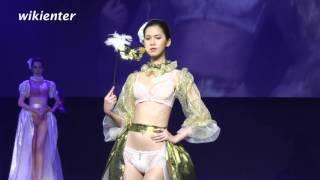思薇爾2016內衣發表會 周曉涵領軍伊林models展演