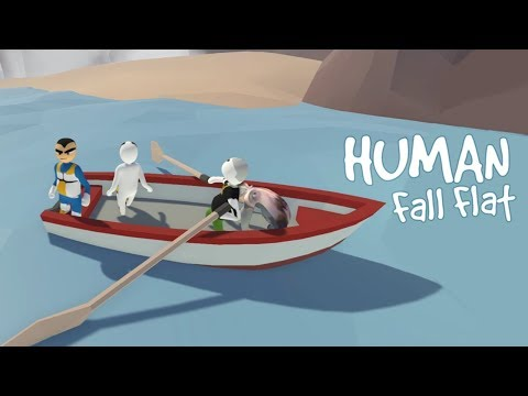 Xxx Mp4 BASIC BEACHES Human Fall Flat Gameplay 3gp Sex