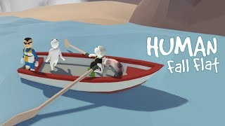 BASIC BEACHES - Human Fall Flat Gameplay