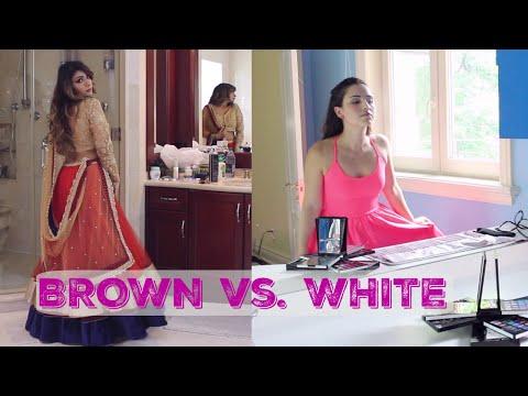 Brown Girls vs White Girls - Wedding Edition