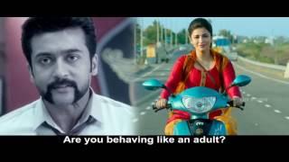 He's My Hero  Full Video Song  S3  Suriya, Anushka Shetty, Shruti Haasan