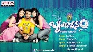 Brindaavanam Movie | Eyi Raja Full Song | Jr.ntr, Kajal Agarwal,Samantha