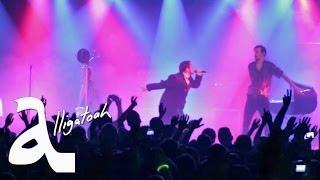 Alligatoah Feat. BattleBoi Basti - Rabenväter LIVE