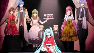 Vocaloid 8 - Night ∞ Series FULL (Nightcore)