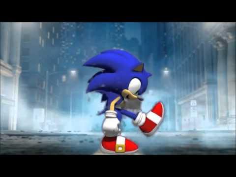 Modern Sonic Dances it s peanut butter jelly time
