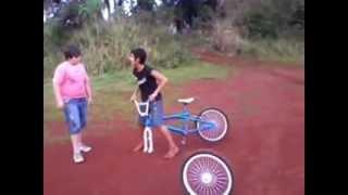 tirando wili sin una rueda maxi y niko