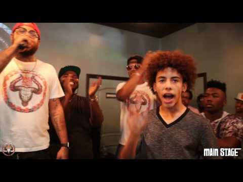 JI PRINCE OF NY (The Rap Game) FULL Rap Battle vs CANNON THABEAST  | Hosted by John John Da Don