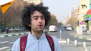 آلودگی هوا تهرانی ها  را وادار کرد ماسک بزنند