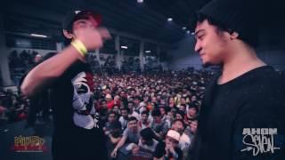 FlipTop - Shehyee vs Sinio
