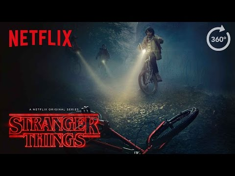 Xxx Mp4 Stranger Things Virtual Reality 360 Experience HD Netflix 3gp Sex
