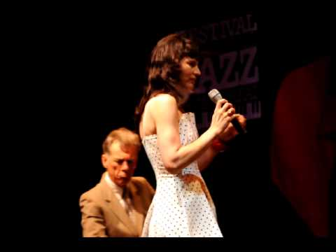 Lily Frost songs for Billie Holiday 5 de julio XXX Festival Internacional de Jazz de Montreal