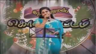 Ethukalugirai Nee - Kirubavathi Daniel [Tamil Christian Song]