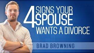 Signs Your Spouse Wants A Divorce (And How To Stop It)