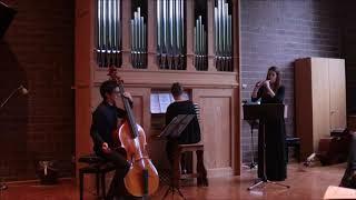 G.P. Cima - Sonata for Violin and Violone in Concerti Ecclesiastici (1610)