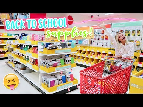 Xxx Mp4 BACK TO SCHOOL SUPPLIES SHOPPING 3gp Sex