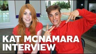 Katherine McNamara Gives RAW Interview