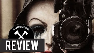 The Girl in the Photographs (2016) Horror Movie Review