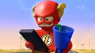 LEGO DC Super Heroes: The Flash - Trailer