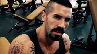 تمارين بويكا لعضلات الصدر كمال اجسام