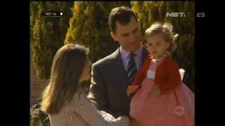 Rakyat Spanyol Miliki Raja Baru Felipe - NET24