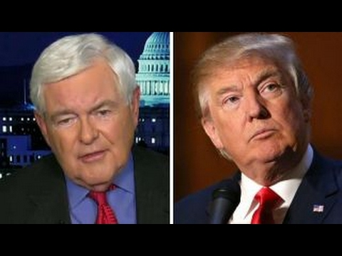 Gingrich Moderately optimistic about passing Trump s plan