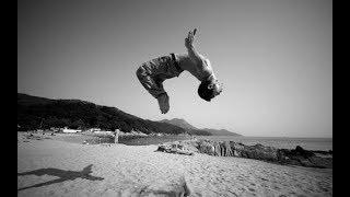 TUTORIAL Como dar saltos mortais seguidos #3(como dar mortal)