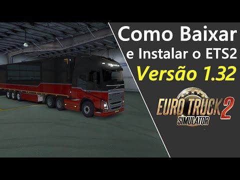 Xxx Mp4 Novidades E Como BAIXAR E INSTALAR A Versão 1 32 Do Euro Truck Simulator 2 BETA 3gp Sex