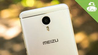 Meizu m3 note - what does a $200 smartphone get you?