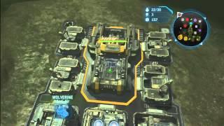 Halo Wars - 3v3 Epic General Game!