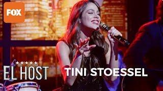 """Tini """"Quiero Volver"""" en El Host"""