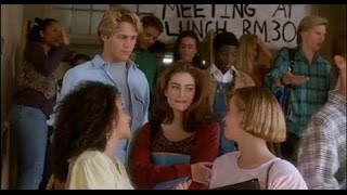 sleepwalkers (1992)- school scene! clip 1/5! HD